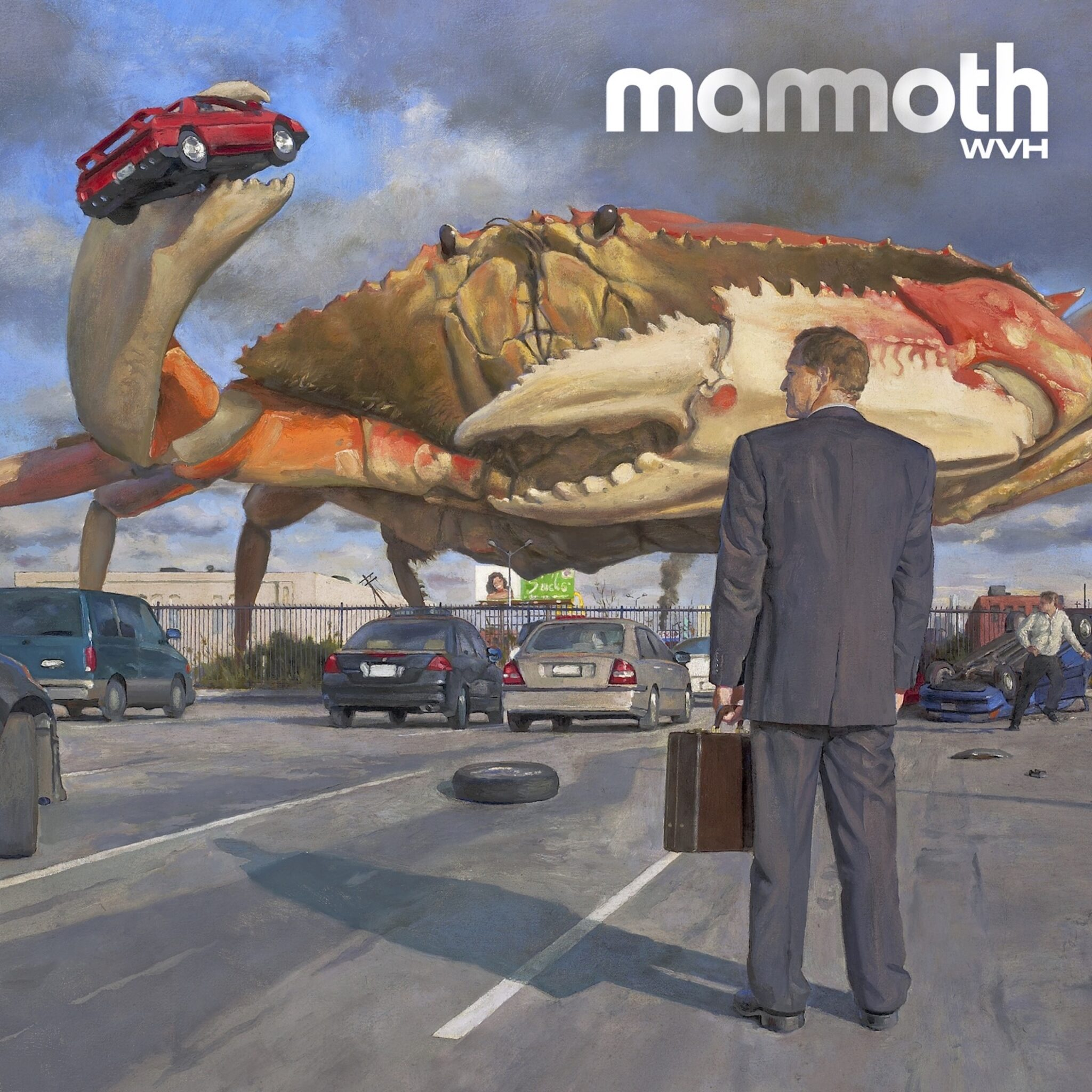 Mammoth WVH To Release Self-Titled Debut Album On June 11th