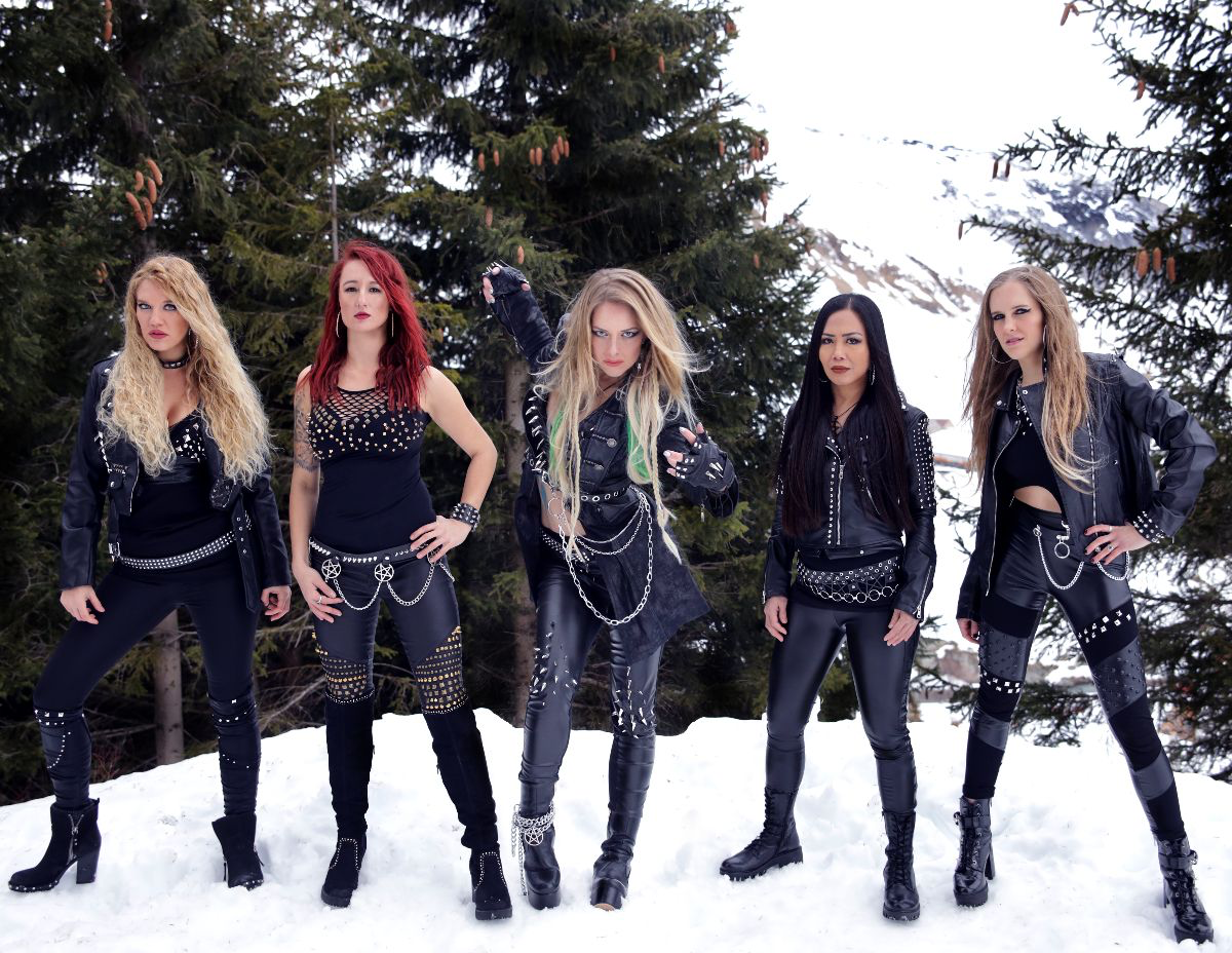 """Burning Witches Celebrate Walpurgis Night With Video For Title Track Of New Album """"The Witch Of The North"""""""