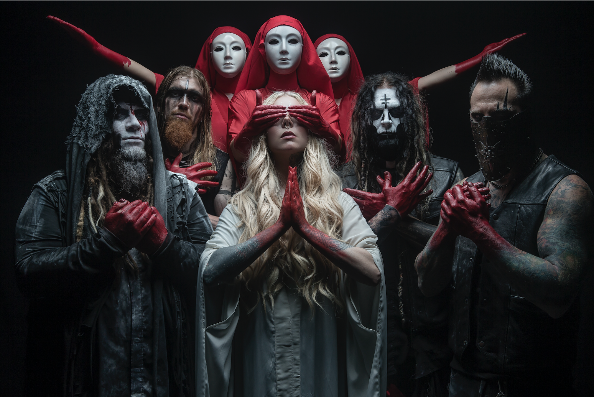 In This Moment Announces Fall Tour With Black Veil Brides & Raven Black