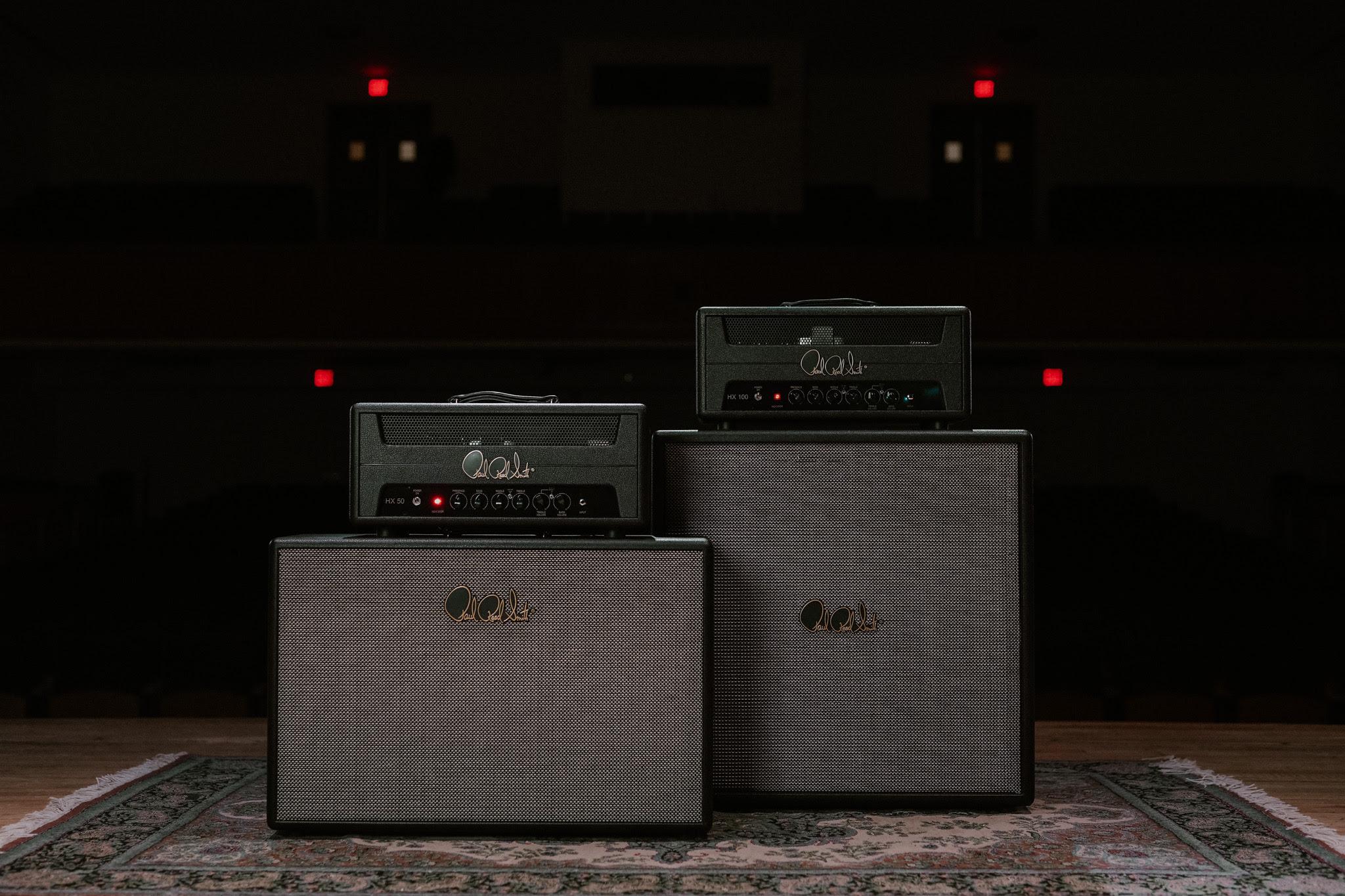PRS Guitars Introduces HX Amplifiers