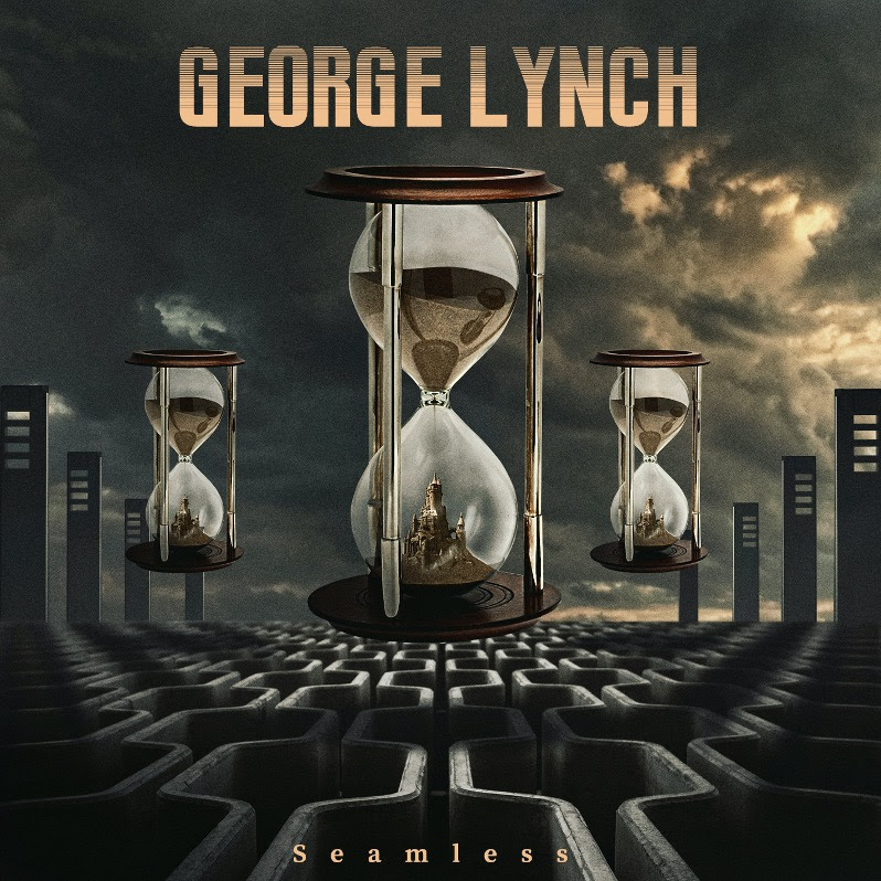 George Lynch To Release First-Ever Instrumental Album 'Seamless' On August 20th