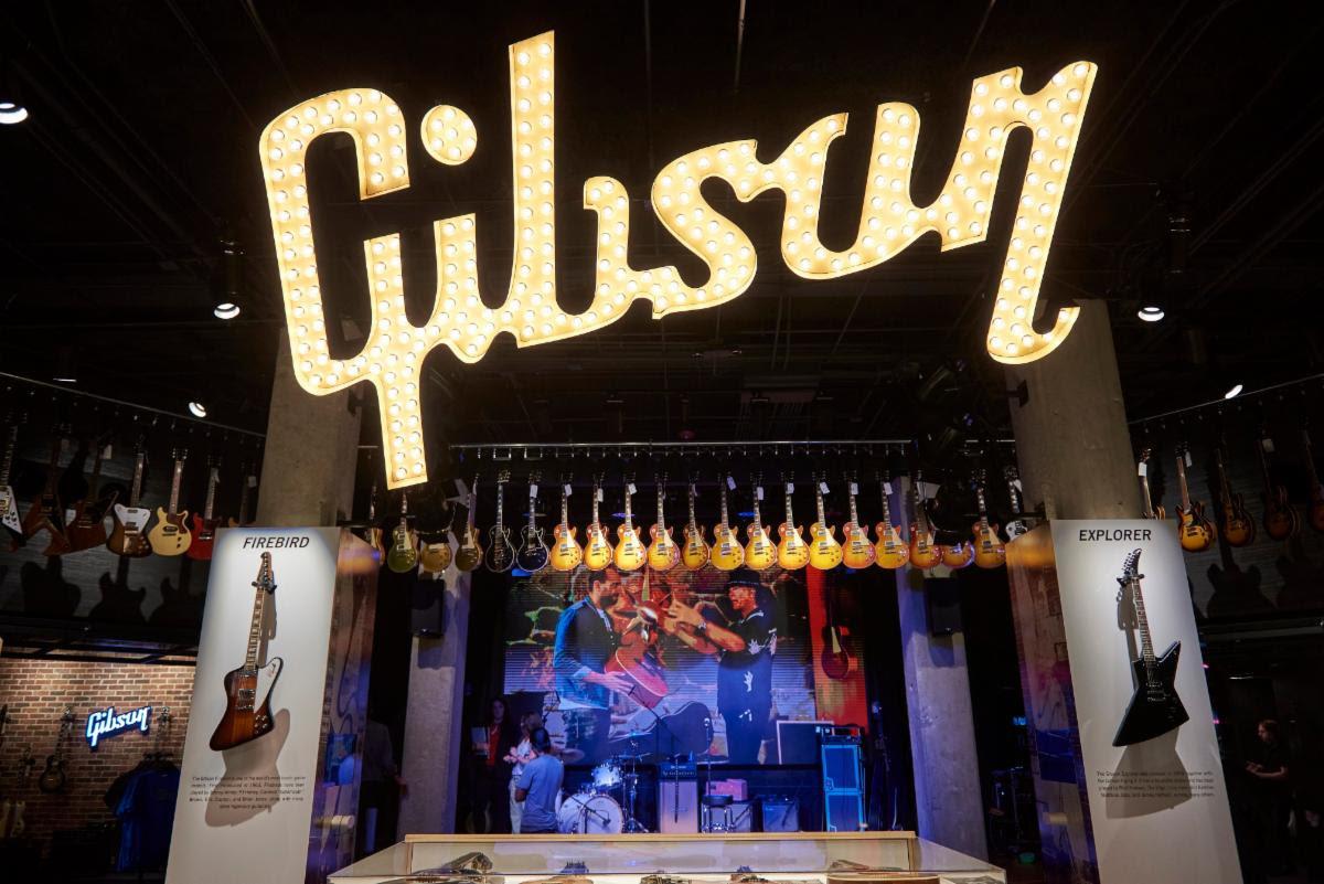 Gibson Brands: Debuts New Guitars, Gear, And More For Summer 2021 Across Gibson, Epiphone, Kramer, KRK &MESA/Boogie