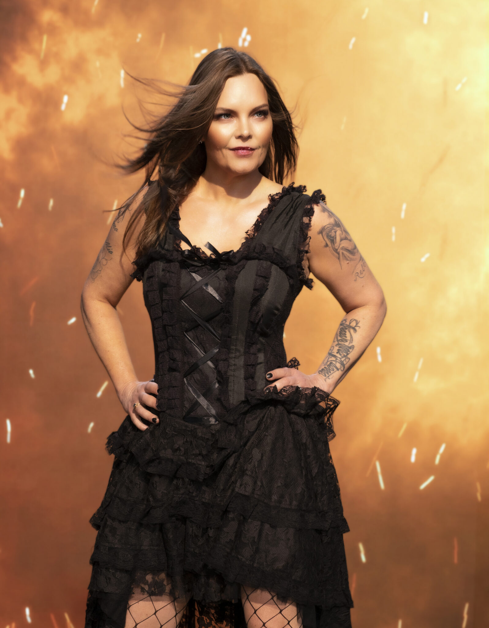 Anette Olzon Delivers Another Great Album With 'Strong'