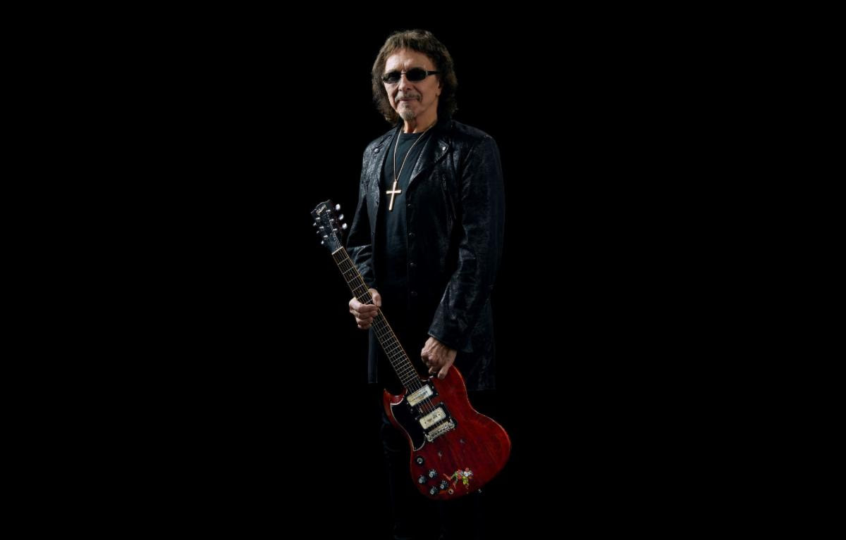 Gibson Launches Tony Iommi SG Special From Black Sabbath Legend, Available Worldwide