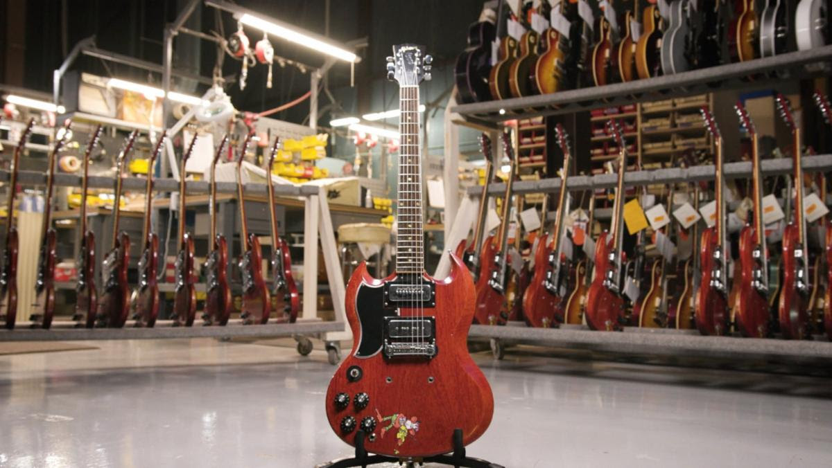 Rally Partners With Gibson To Offer Iconic Guitars As An Investment