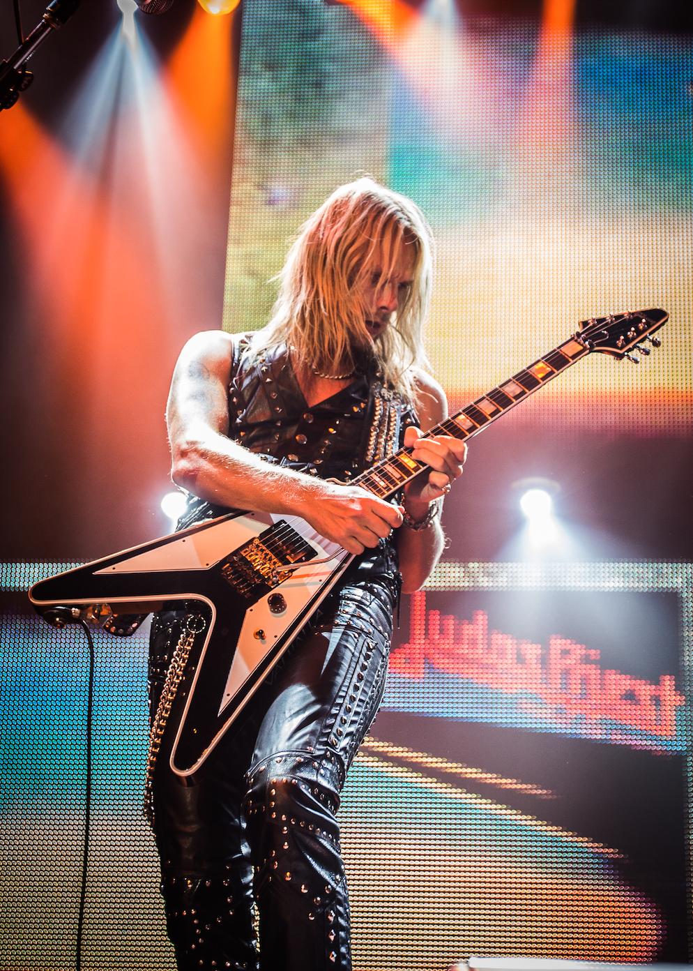 Update On Judas Priests Richie Faulkner